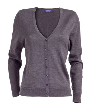 Ladies Fully Fashioned Cardigan